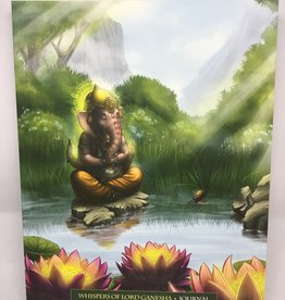 Dempsey Distributing Canada Whispers of Lord Ganesha Joournal