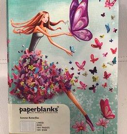 Paperblanks Summer Butterflies Midi Journal