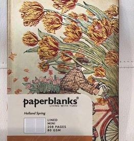 Paperblanks Holland Spring Mini Journal