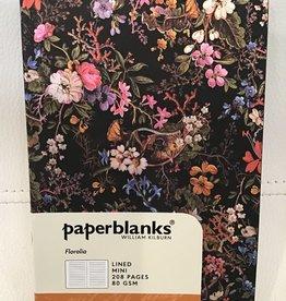 Paperblanks Floralia Mini Journal