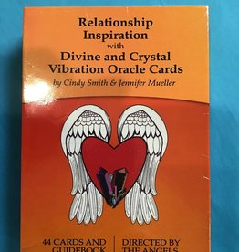 Cindy Smith Relationship Inspiration Oracle Deck