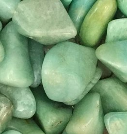 Nature's Expression Amazonite Tumbled Stone