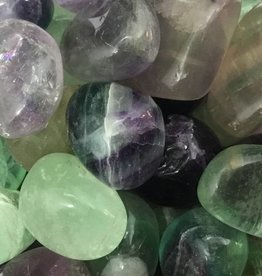 Kheops International Fluorite Tumbled Stone