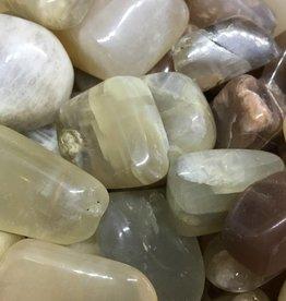 Nature's Expression Natural Moonstone  - Tumbled Stone