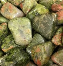 Nature's Expression Unakite Jasper Tumbled Stone