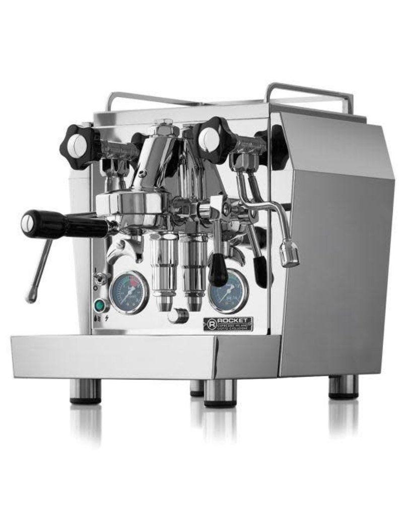 Machine à espresso et expresso Rocket Machine à café espresso Giotto evoluzione R par Rocket