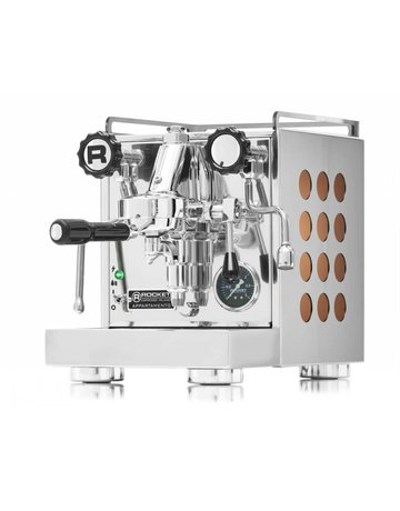 Rocket Machine à café espresso Appartamento Couleur Cuivre par Rocket