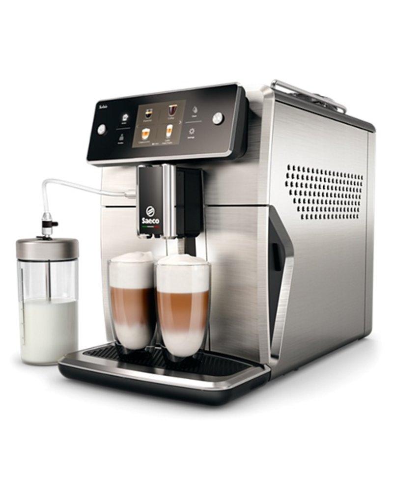 Machine à espresso automatique Saeco Machine à café expresso super-automatique Xelsis par Saeco