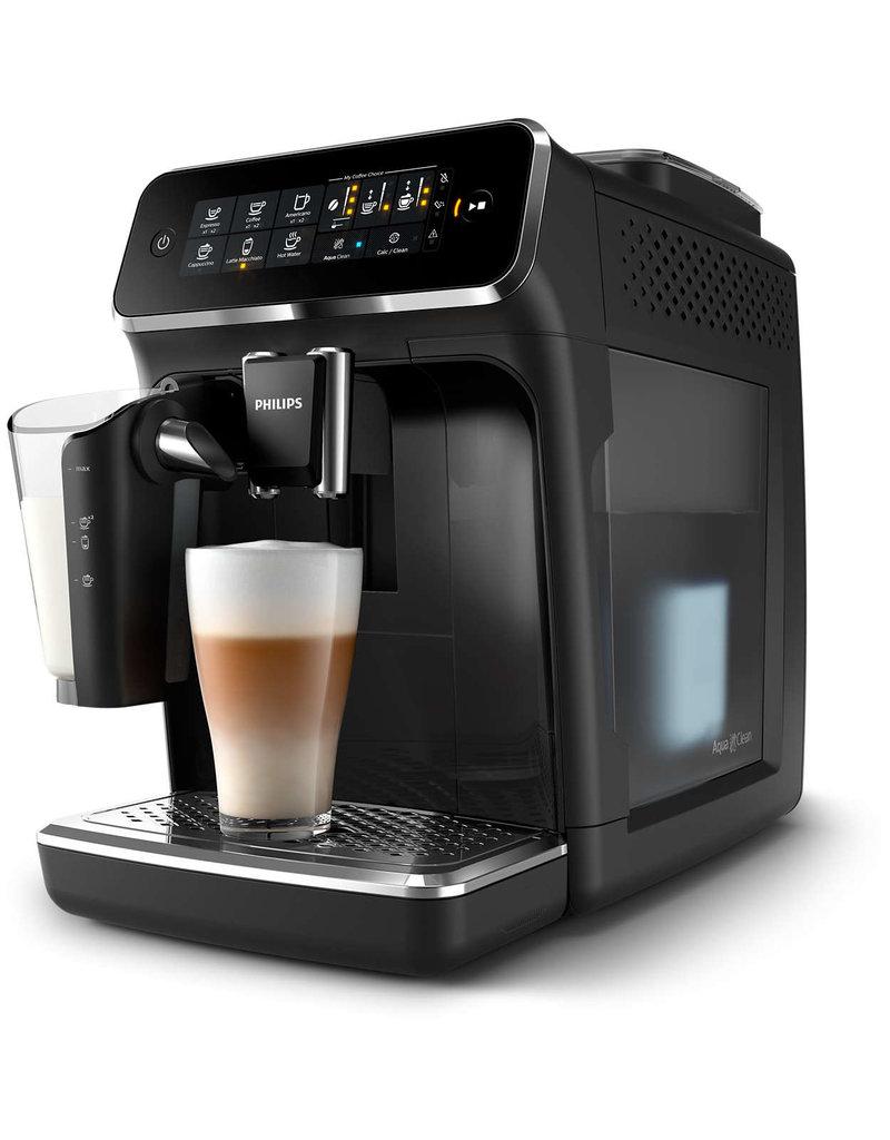 Philips - Saeco Machine à café espresso Philips 3200 Latté Go