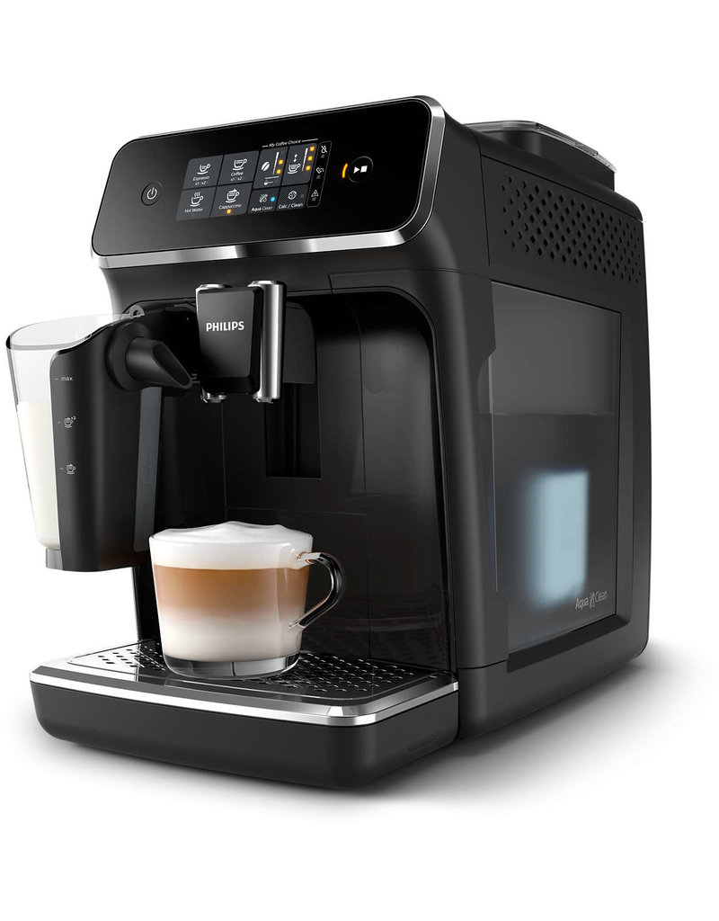 Machine à espresso automatique Philips - Saeco Machine à café espresso Philips 2200 et Latté Go