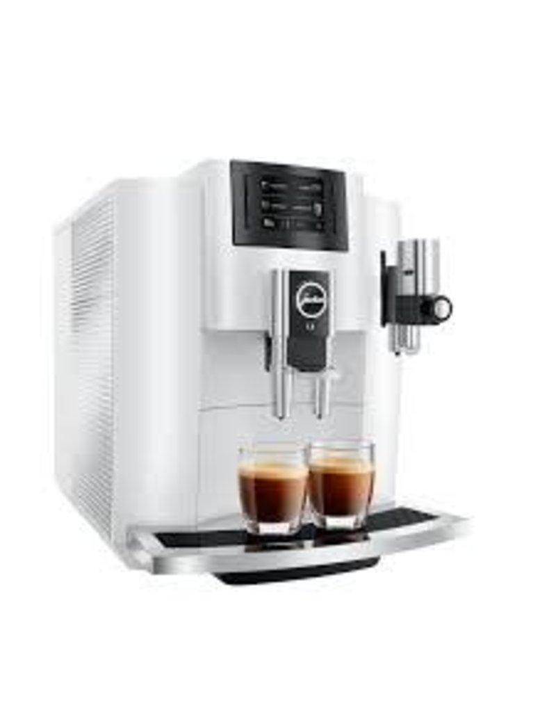 Machine à espresso Jura Machine à café espresso Jura Impressa E8 Blanc Piano