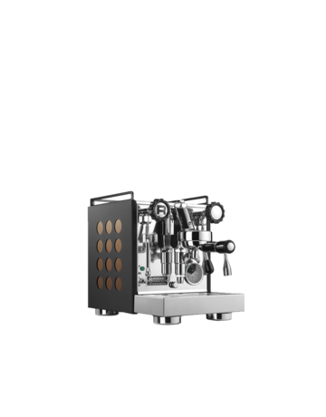 Rocket Machine à café espresso Rocket Appartamento Noire - Cuivre