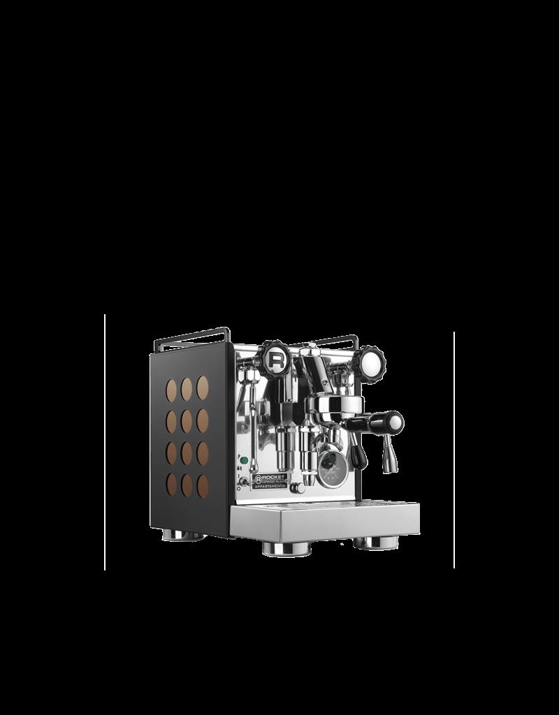 Machine à espresso et expresso Rocket  Machine à café espresso Rocket Appartamento Noire - Cuivre