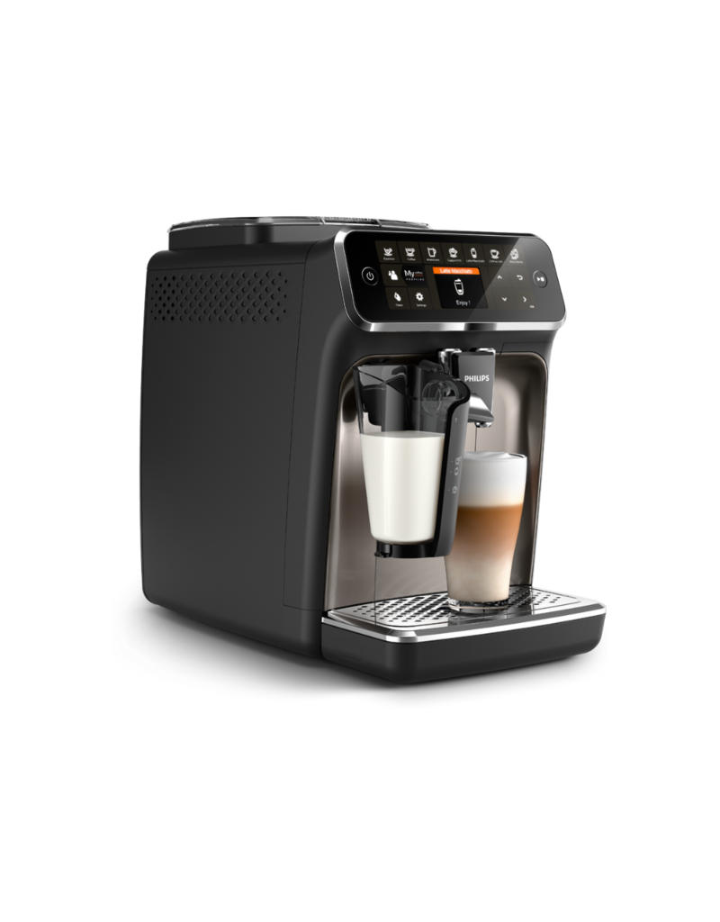 Philips - Saeco Machine à café espresso Philips4300 Latte Go