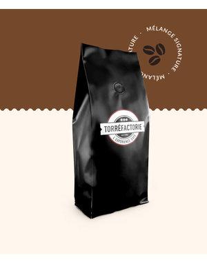 Espresso bio noire & blanche Biologique
