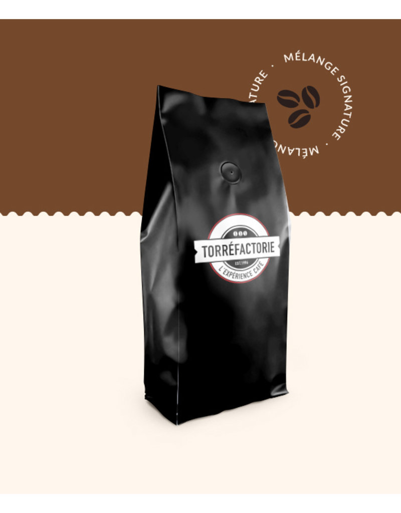 Café pour Espresso bio noire & blanche Biologique