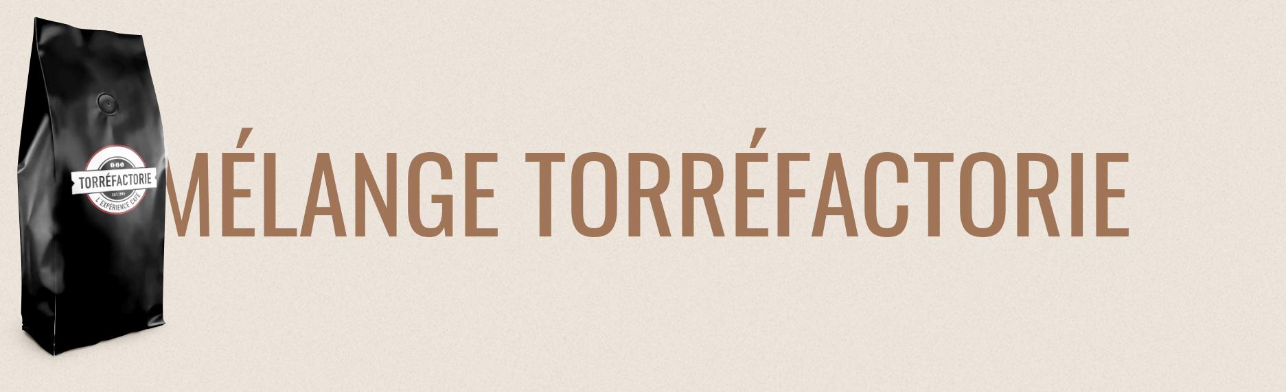 Café pour expresso mélanges Torréfactorie