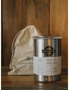 Pots - Airscape 7' Stainless (1LBS)