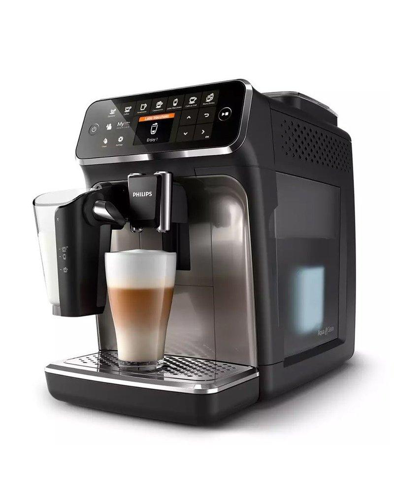 Machine à espresso automatique Philips - Saeco Machine à café espresso Philips4300 Latte Go