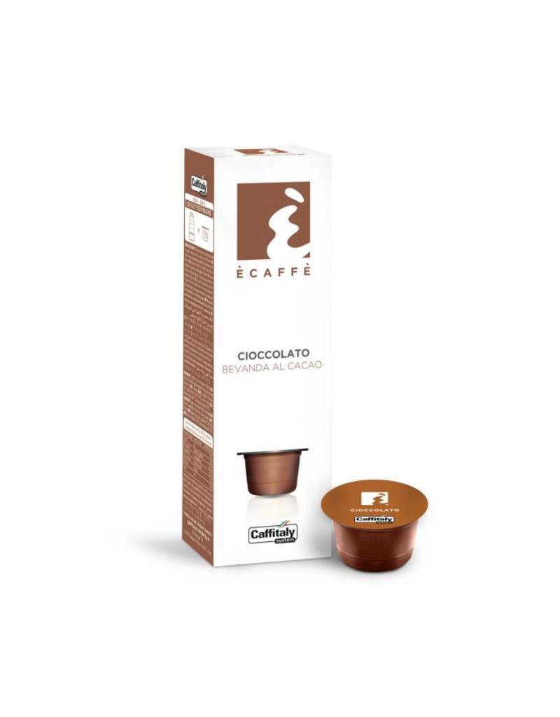 Capsules de chocolat chaud par Caffitaly