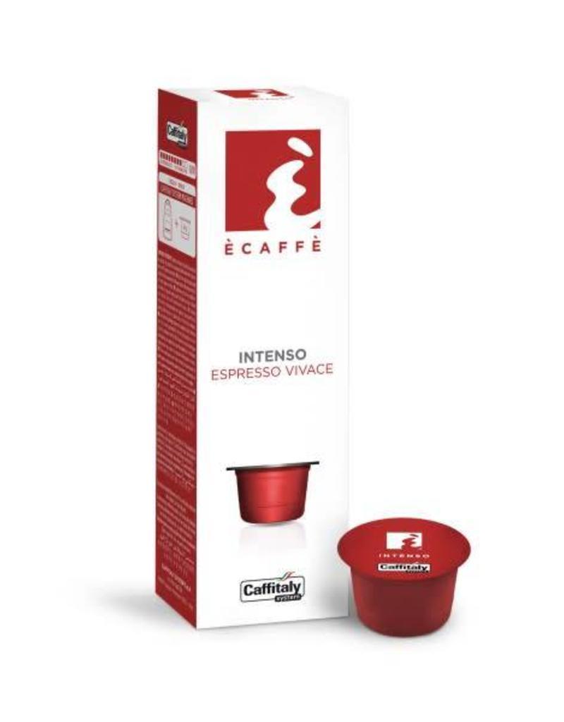 Capsules café Intenso par Caffitaly