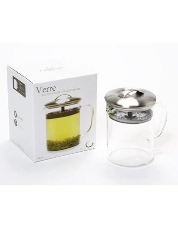 Infuseur à thé en verre - 400ml