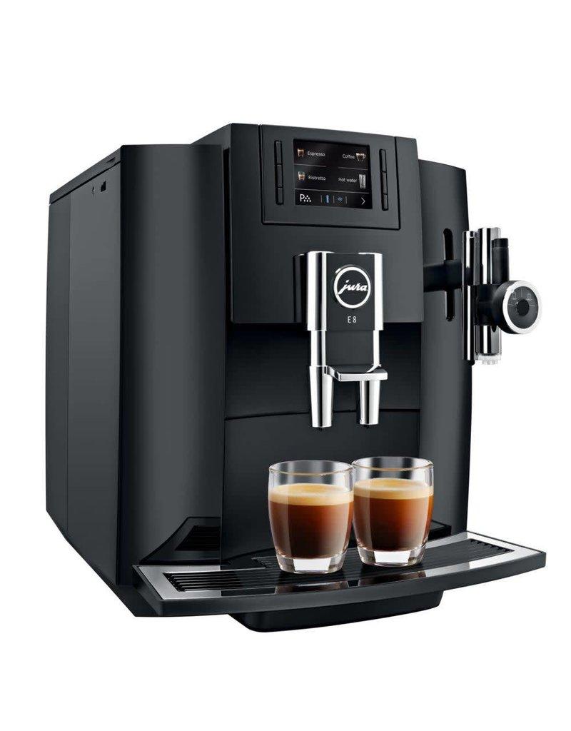 Jura Machine à café espresso super-automatique E8 de Jura