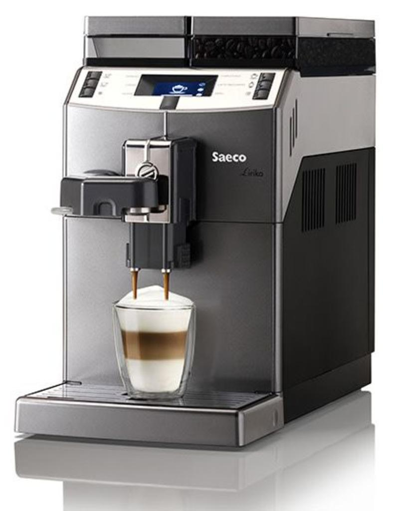 Saeco Machine espresso commerciale super-automatique Lirika OTC  par Saeco