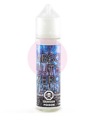 MENTHOL INSTITUTION Absolute Zero by Clouds 60mL
