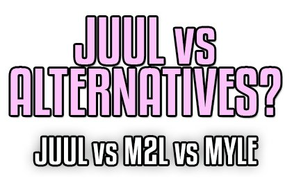 Is JUUL the best Pod System? JUUL Alternatives! -- Flamingo