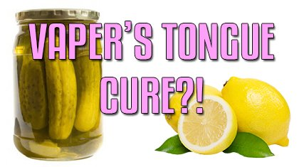 Why Can't I Taste my JUICE?? – 5 TIPS AND TRICKS TO FIX VAPER'S TONGUE!!
