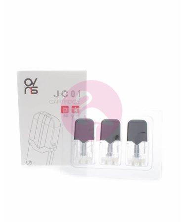 OVNS OVNS JC01 Replacement Pod Cartridge 3pcs/pack (Juul Compatible)