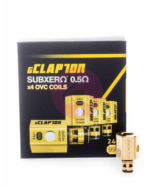 Gclapton Coils 4 Pack
