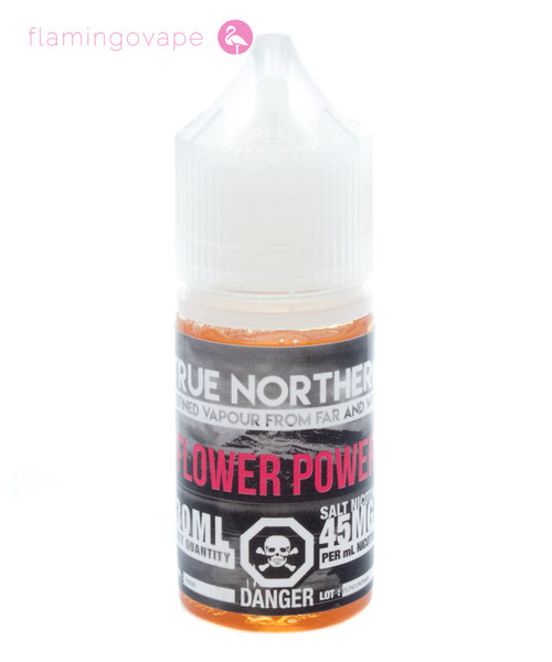 True Northern Flower Power Salt 30mL