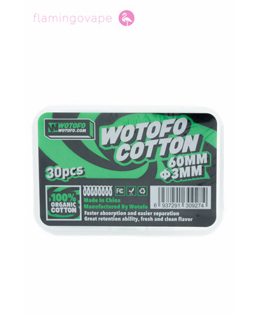 WOTOFO Wotofo Agleted Cotton
