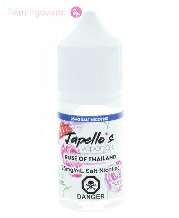 Japellos Rose of Thailand Salt by Japellos