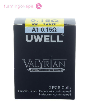 Uwell Valyrian Coil 2-Pack