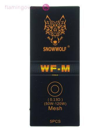 Snowwolf Wolf Tank coil