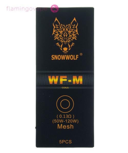 Snowwolf Wolf Tank Coils 5 Pack