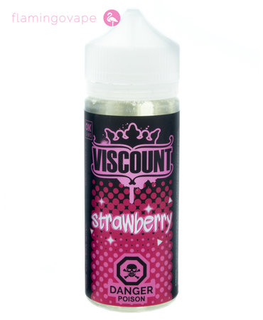 Viscount Strawberry 120ml by Viscount