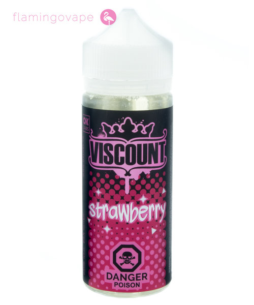 Strawberry 120ml by Viscount
