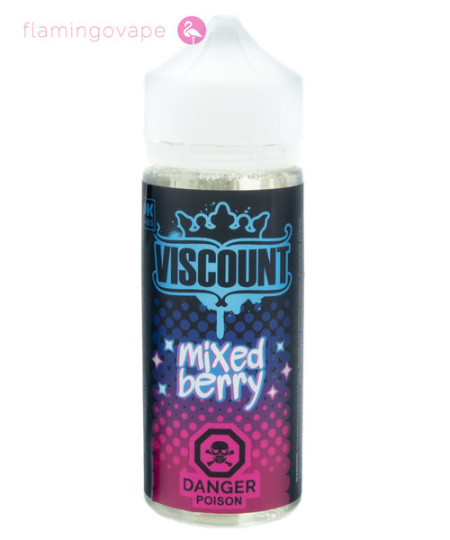 Mixed Berry 120ml by Viscount