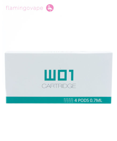OVNS W01 JUUL COMPATIBLE POD PACK