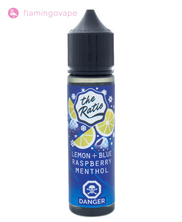 The Ratio Lemon Blue Raspberry Menthol by The Ratio