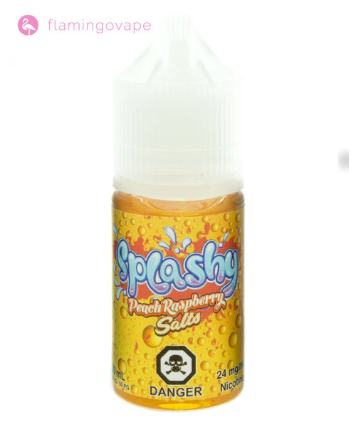 Yellow Splashy Salts
