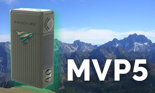 Innokin MVP 5 Review! The last mod you'll ever need?!
