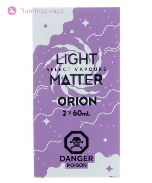 Light Matter Orion Dual-Box (120mL)