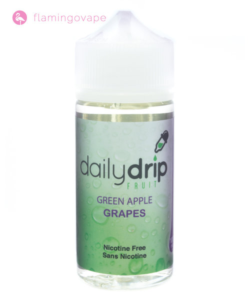 Green Apple Grape by Daily Drip