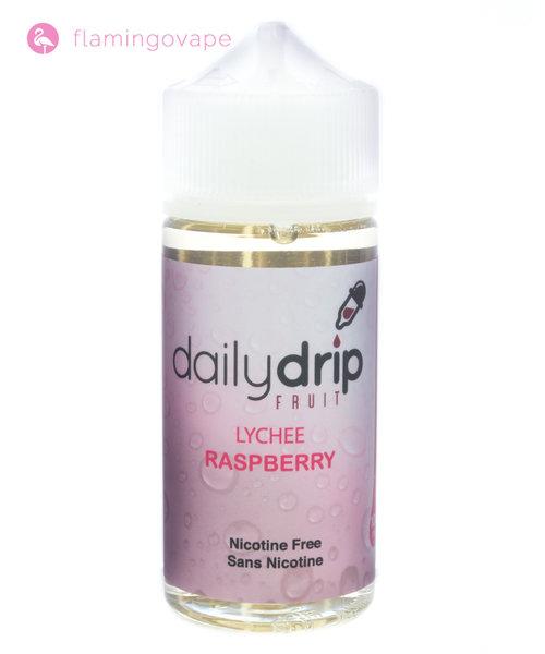 Daily Drip Lychee Raspberry 100mL