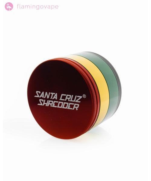 Santa Cruz 4 Piece Grinder (Large)
